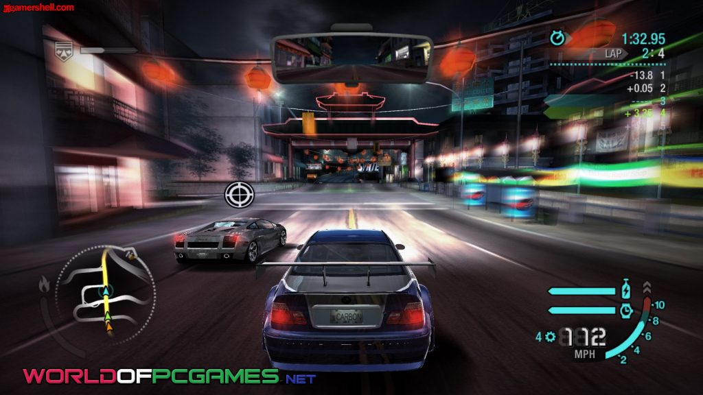 Need For Speed Carbon Free Download PC Game By Worldofpcgames.net