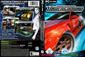 Need For Speed Underground Free Download PC Game By Worldofpcgames.net
