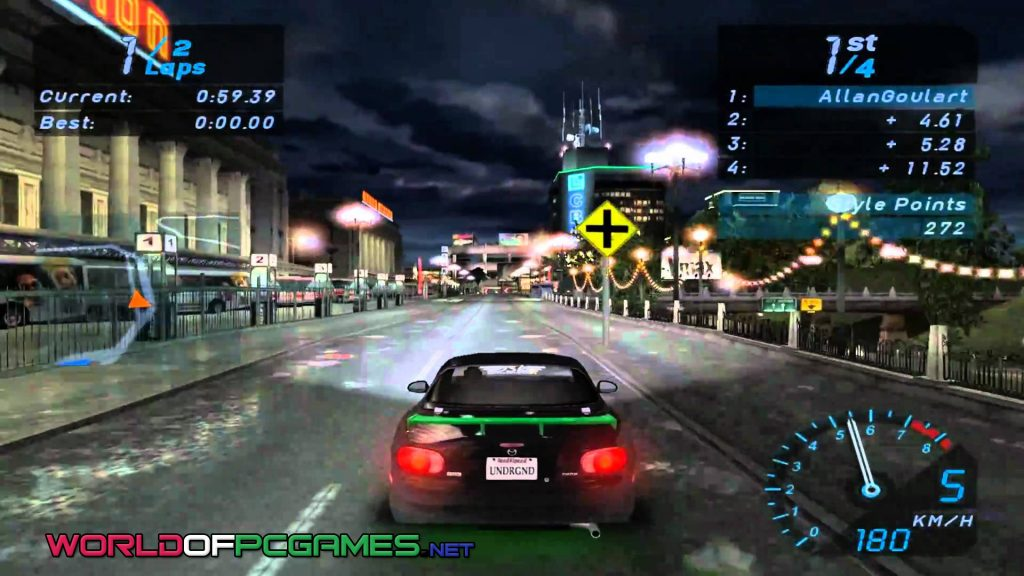 need for speed underground game free download full version