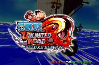 One Piece Unlimited World Red Deluxe Edition Download Free