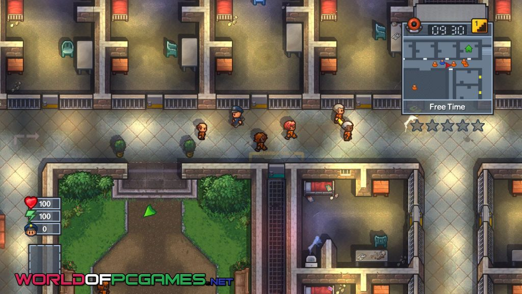 The Escapists 2 Free Download PC Game By Worldofpcgames.net