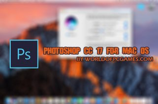 Adobe Photoshop CC 17 Free Download For Mac OS By Worldofpcgames.com