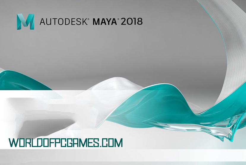 Autodesk Maya 2018 Free Download By Worldofpcgames.com