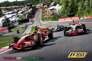 F1 2017 Free Download PC Game By Worldofpcgames.net