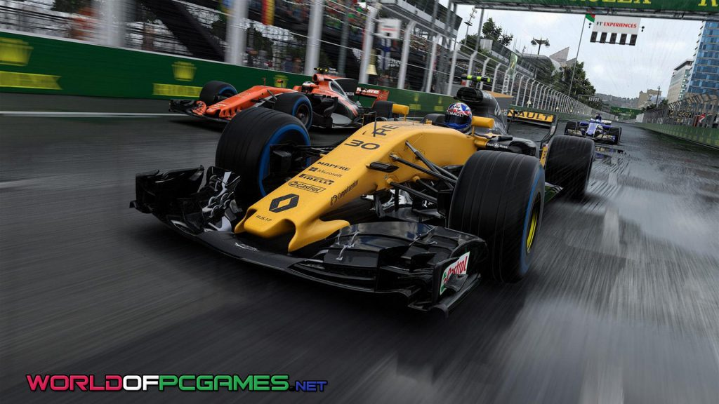 F1 2017 Download Free Reloaded