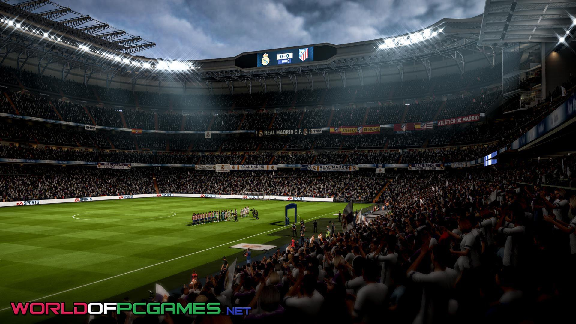 FIFA 18 Free Download By Worldofpcgames.net