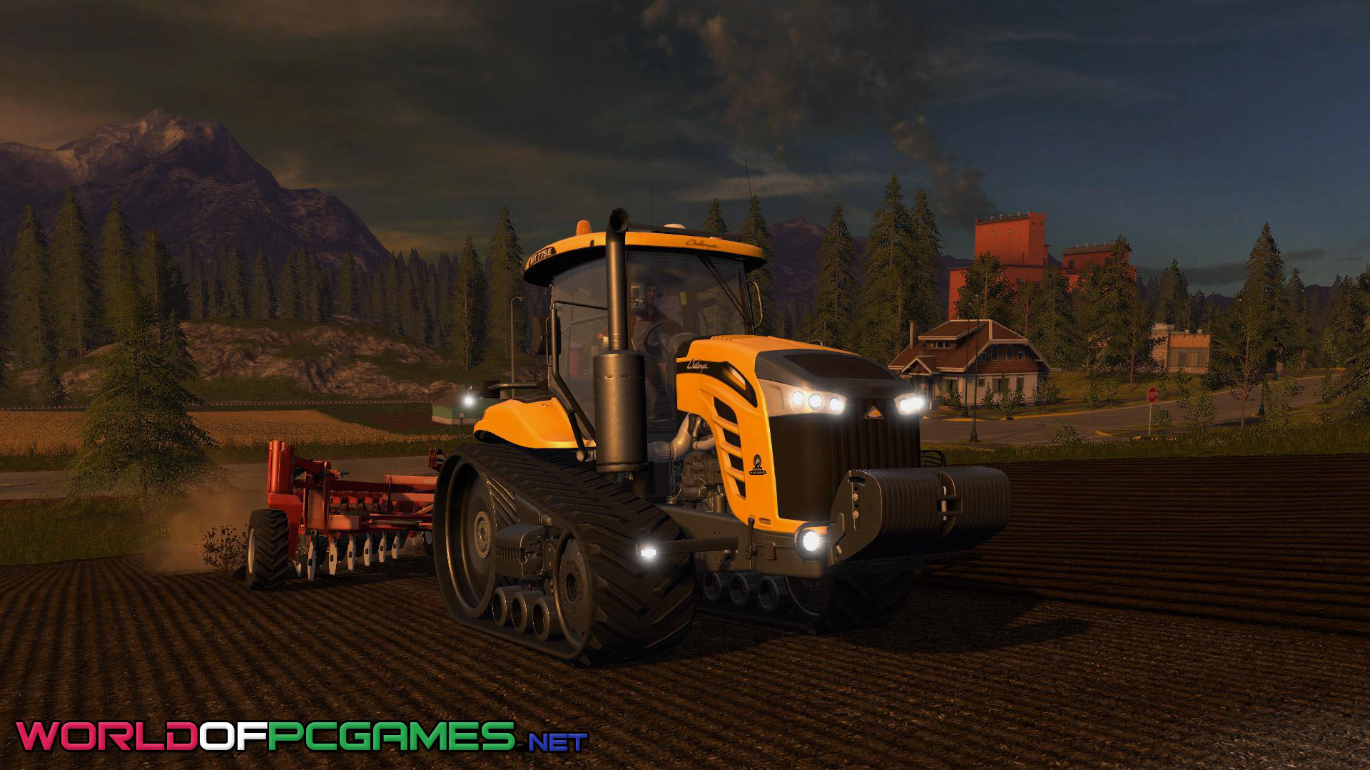 Farming Simulator 2017 Free Download By Worldofpcgames.net 1 - Farming Simulator 17 Download Free