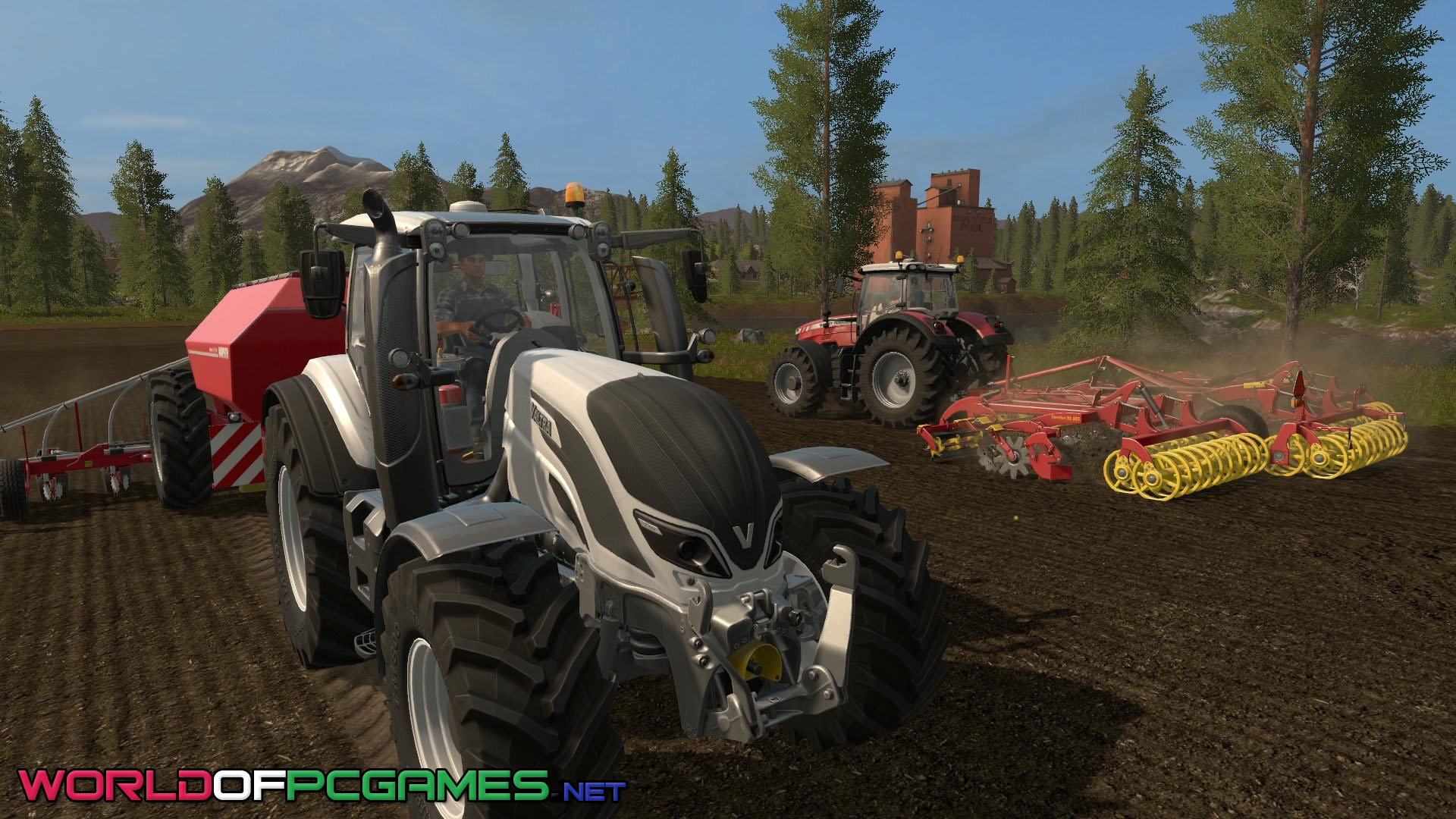 Farming Simulator 2017 Free Download By Worldofpcgames.net 2 - Farming Simulator 17 Download Free