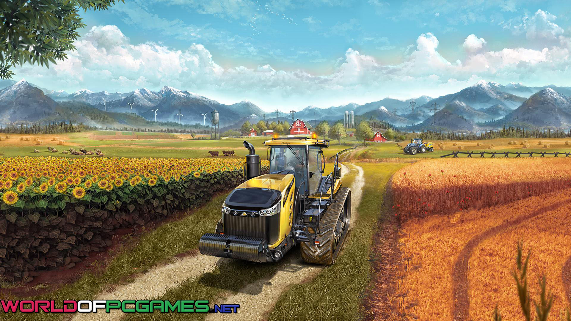 Farming Simulator 2017 Free Download By Worldofpcgames.net 3 - Farming Simulator 17 Download Free