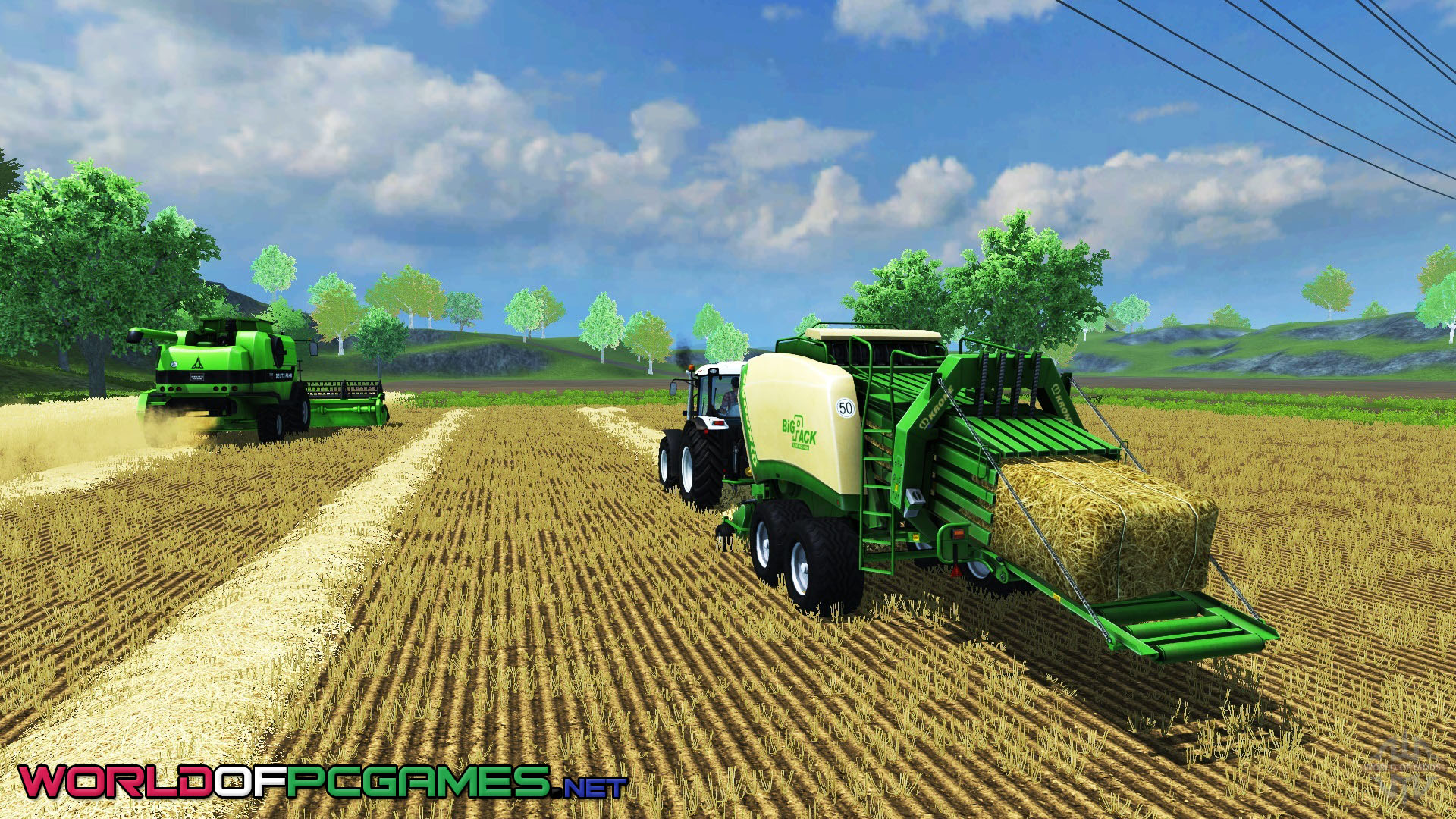 Farming Simulator 2017 Free Download By Worldofpcgames.net 4 - Farming Simulator 17 Download Free
