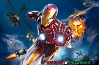 Iron Man Free Download PC Game By Worldofpcgames.net