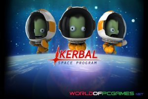 Kerbal Space Program Free Download PC Game By Worldofpcgames.net