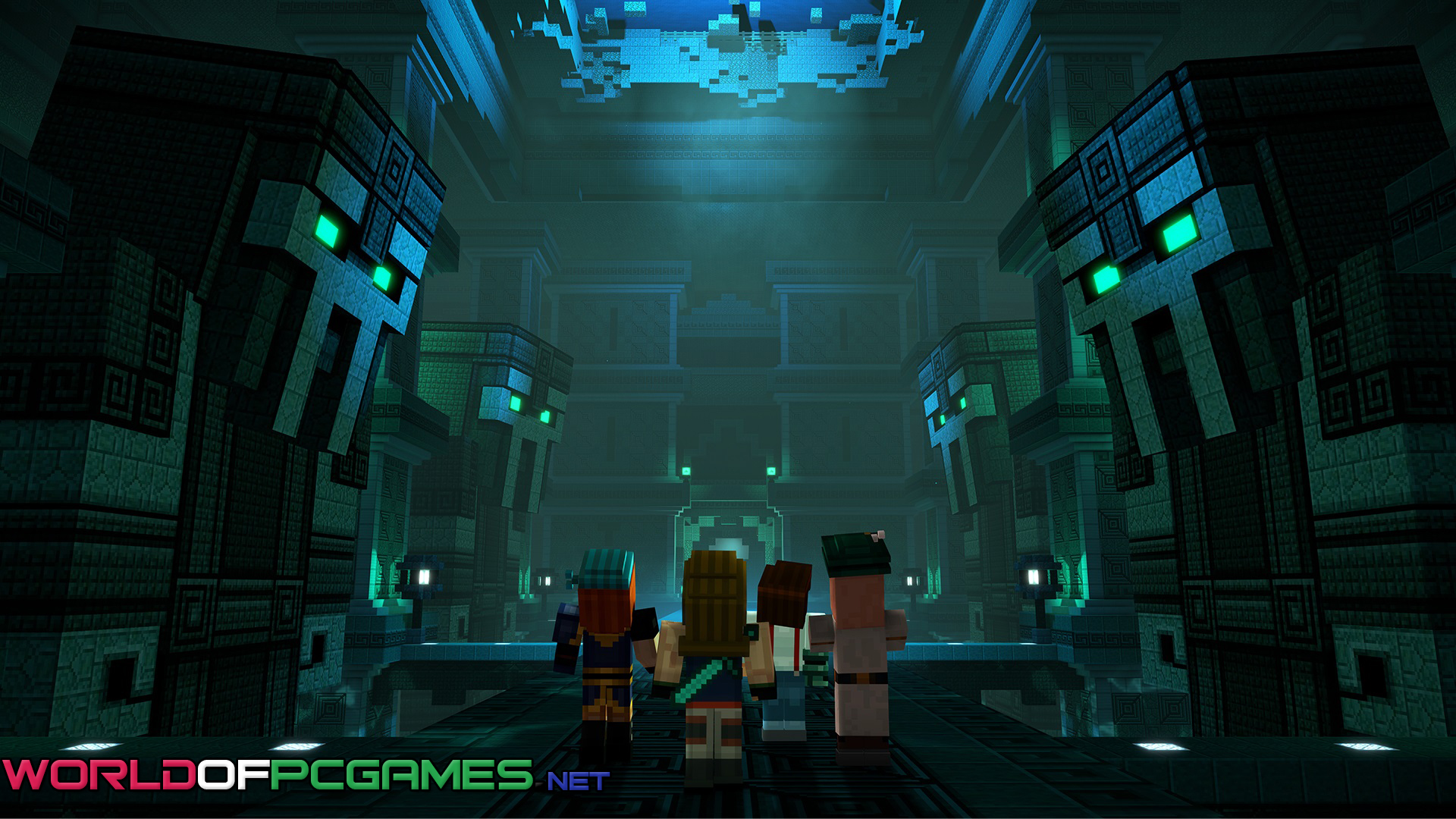 Minecraft Story Mode Season 2 Free Download By Worldofpcgames.net