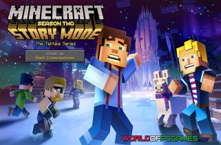 Minecraft Story Mode Season Two Free Download By Worldofpcgames.com