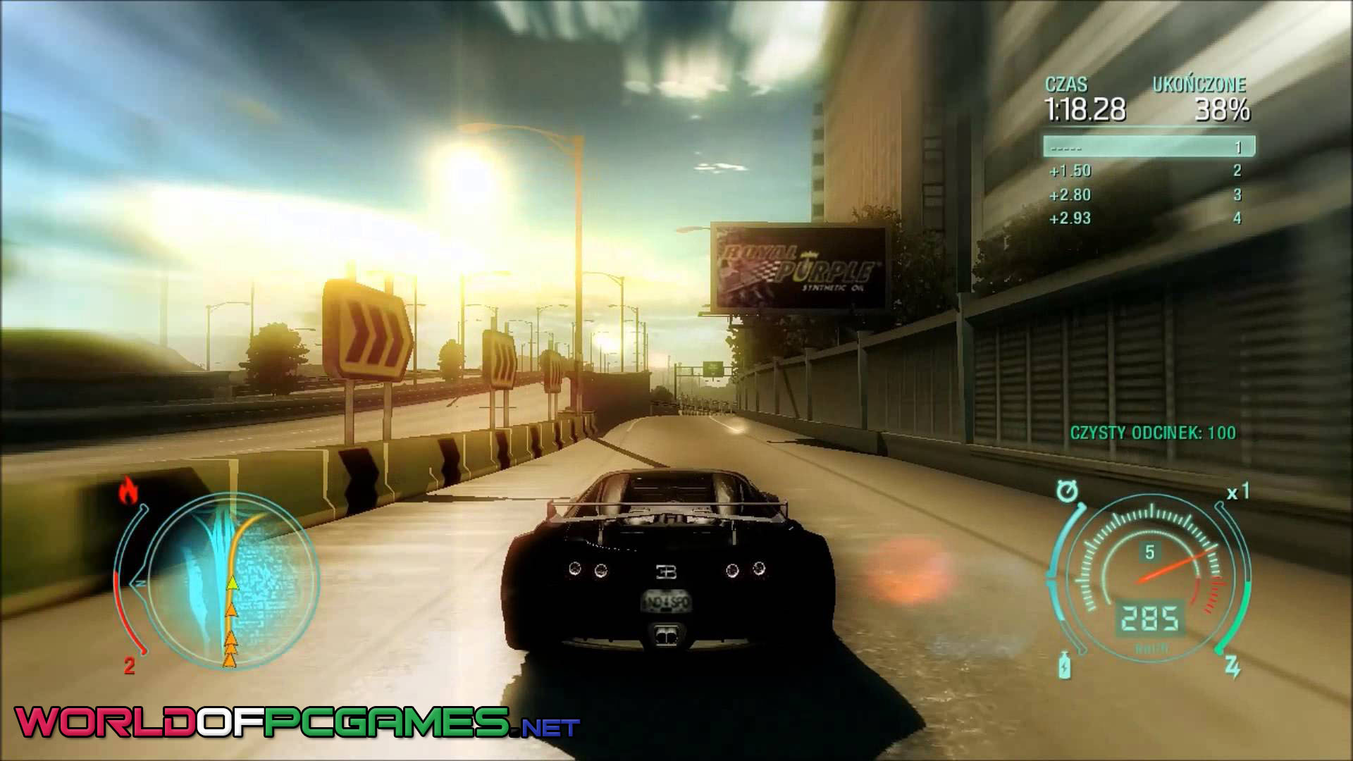 Need For Speed Undercover Free Download By Worldofpcgames.net 4 - Need For Speed Undercover Download Free