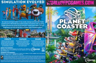 Planet Coaster Free Download PC Game By Worldofpcgames.com