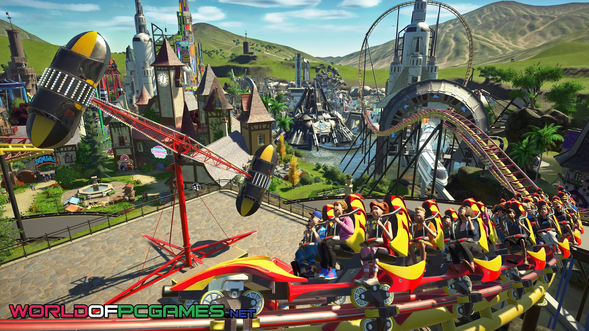 Planet Coasters Free Download By Worldofpcgames.net