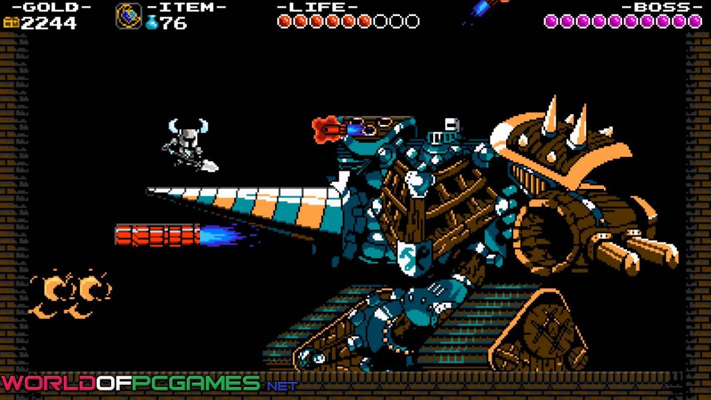 Shovel Knight Free Download PC Game By Worldofpcgames.net