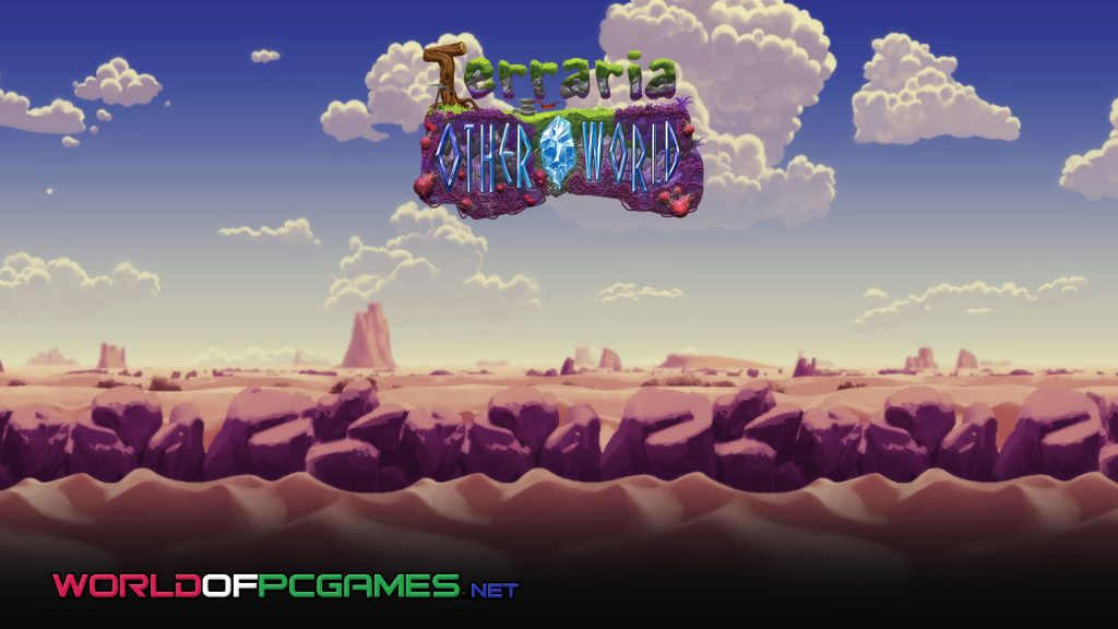 Terraria Free Download PC Game By Worldofpcgames.net