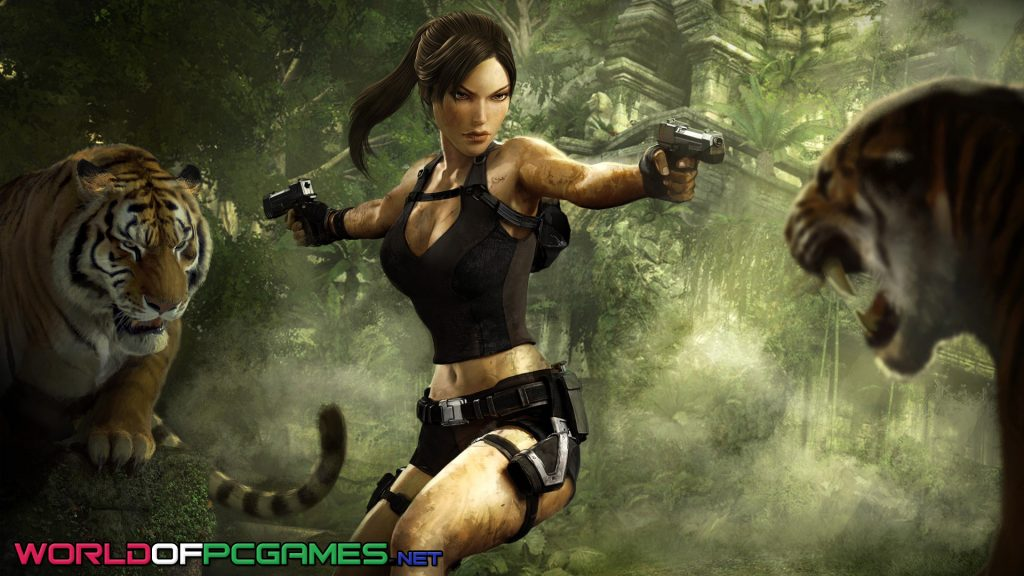 Tomb Raider Anniversary Free Download PC Game By Worldofpcgames.net