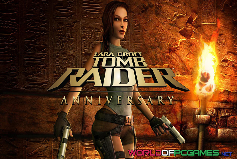 Tomb Raider Anniversary Download Free
