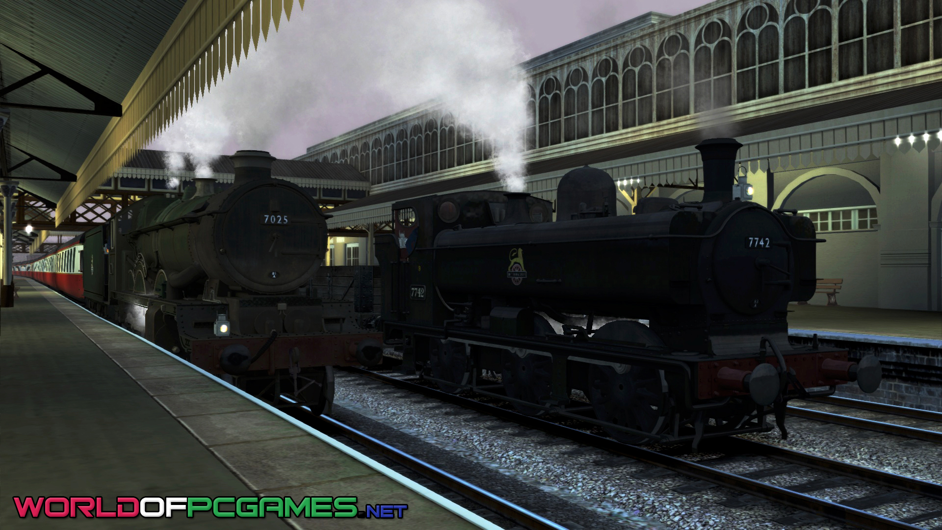 Train Simulator 2017 Free Download By Worldofpcgames.net
