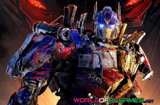 Transformers Revenge Of The Fallen Free Download PC Game By Worldofpcgames.net