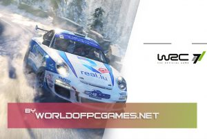 WRC 7 FIA World Rally Championship Free Download PC Game By Worldofpcgames.net