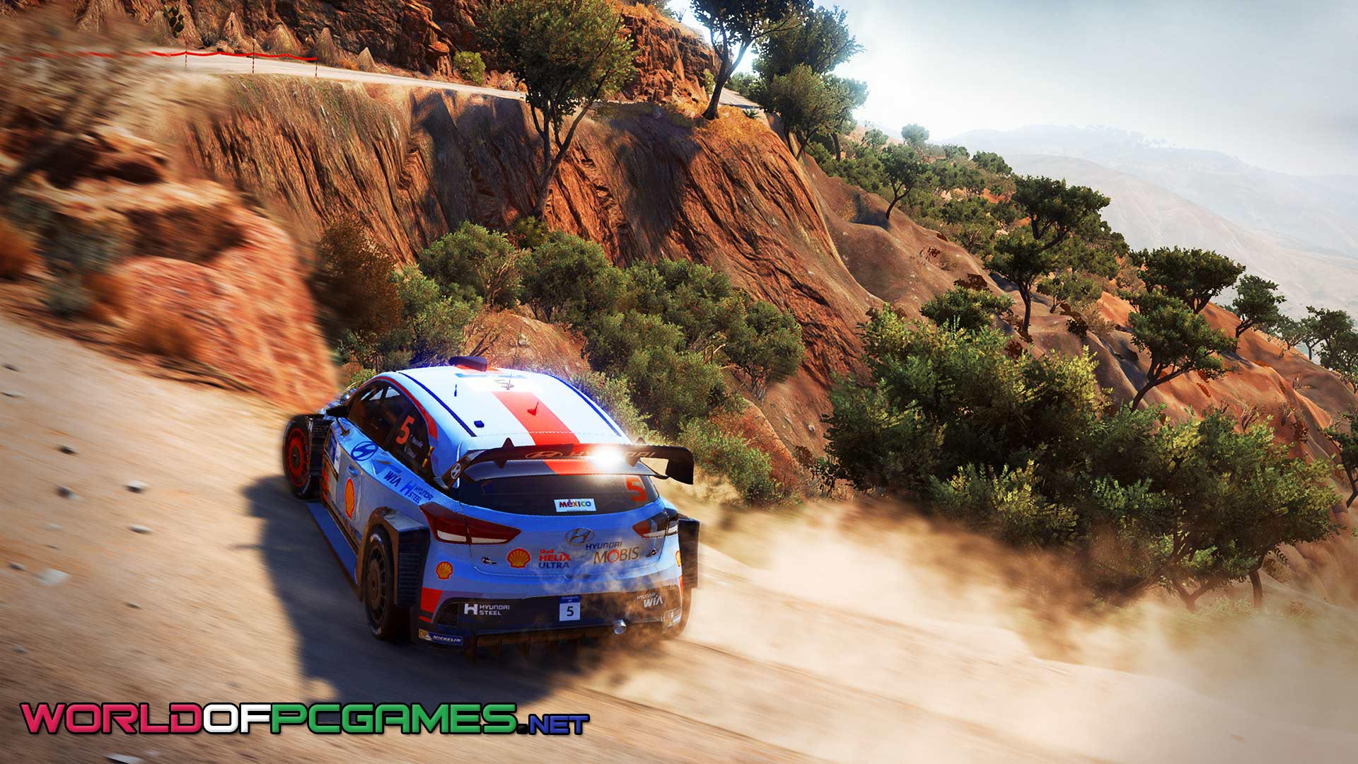 WRC 7 Free Download By Worldofpcgames.net