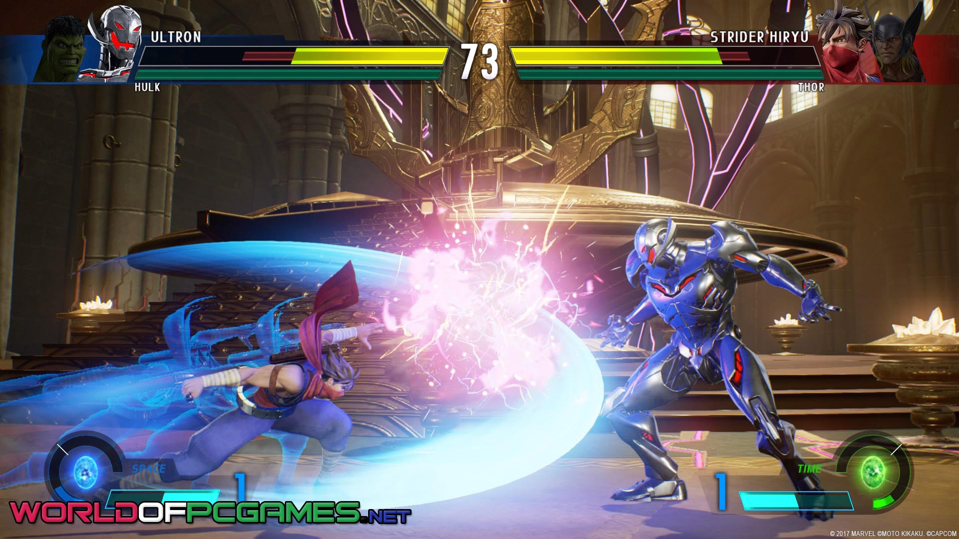 marvel vs capcom infinite Free Download By Worldofpcgames.net 3 - Marvel Vs Capcom Infinite Download Free