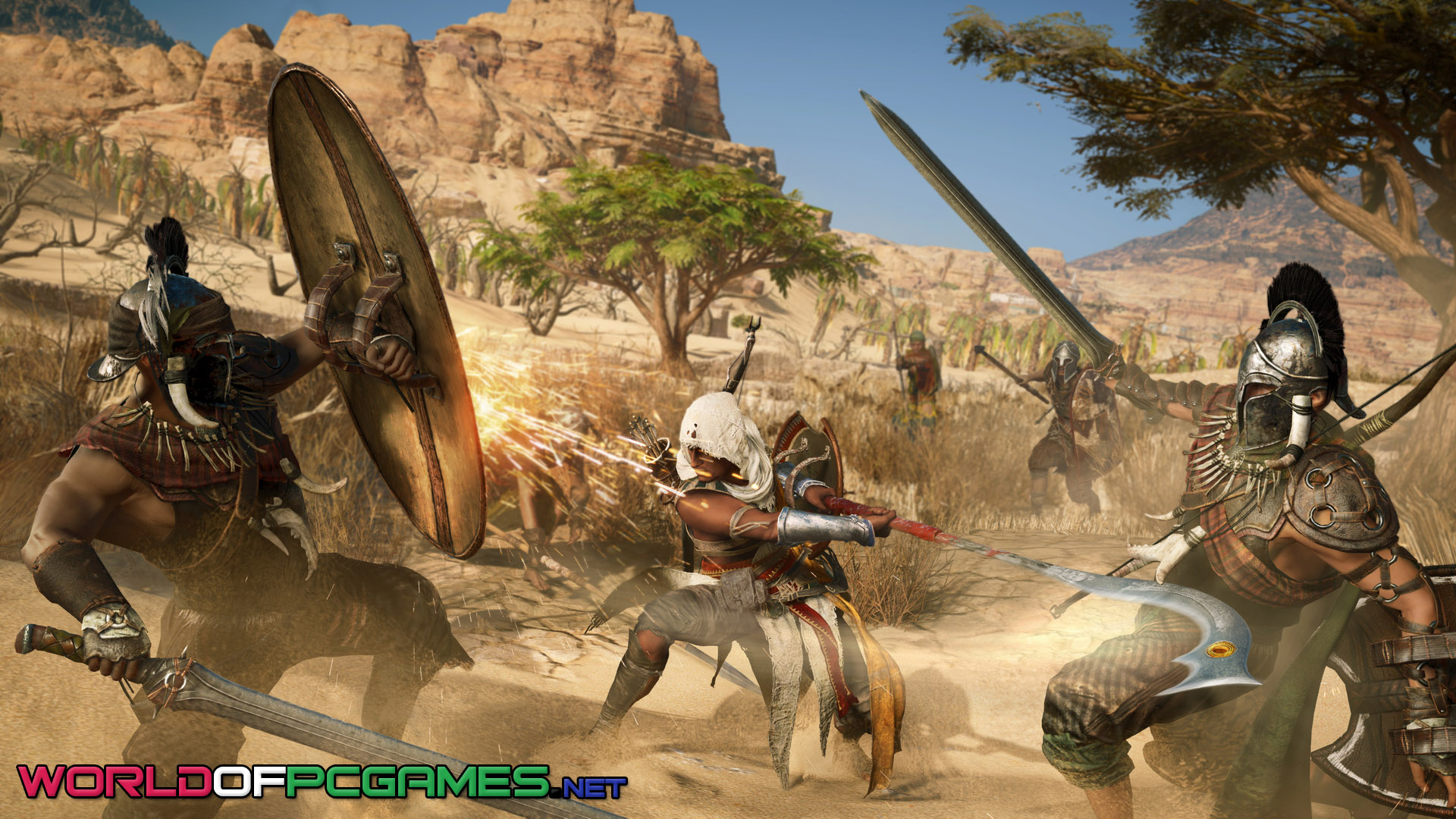 Assassins Creed Origins Free Download By Worldofpcgames.net