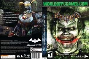 Batman Arkham Asylum Free Download PC Game By Worldofpcgames.com