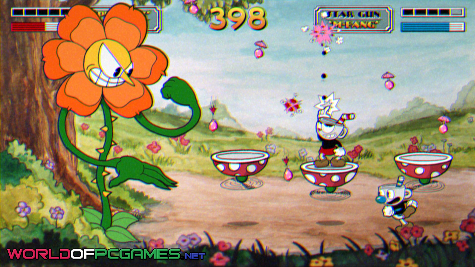 Cuphead Free Download PC Game By Worldofpcgames.com