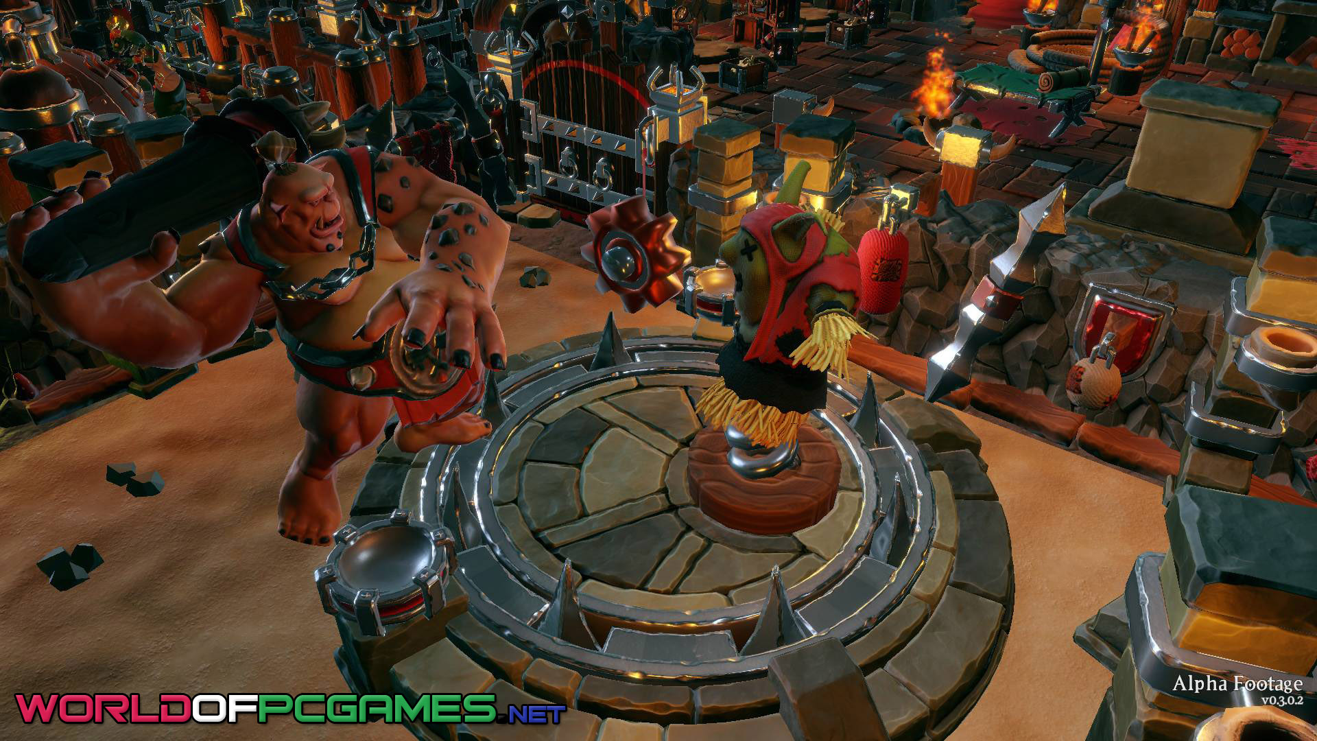 Dungeons 3 Free Download PC Game By Worldofpcgames.com