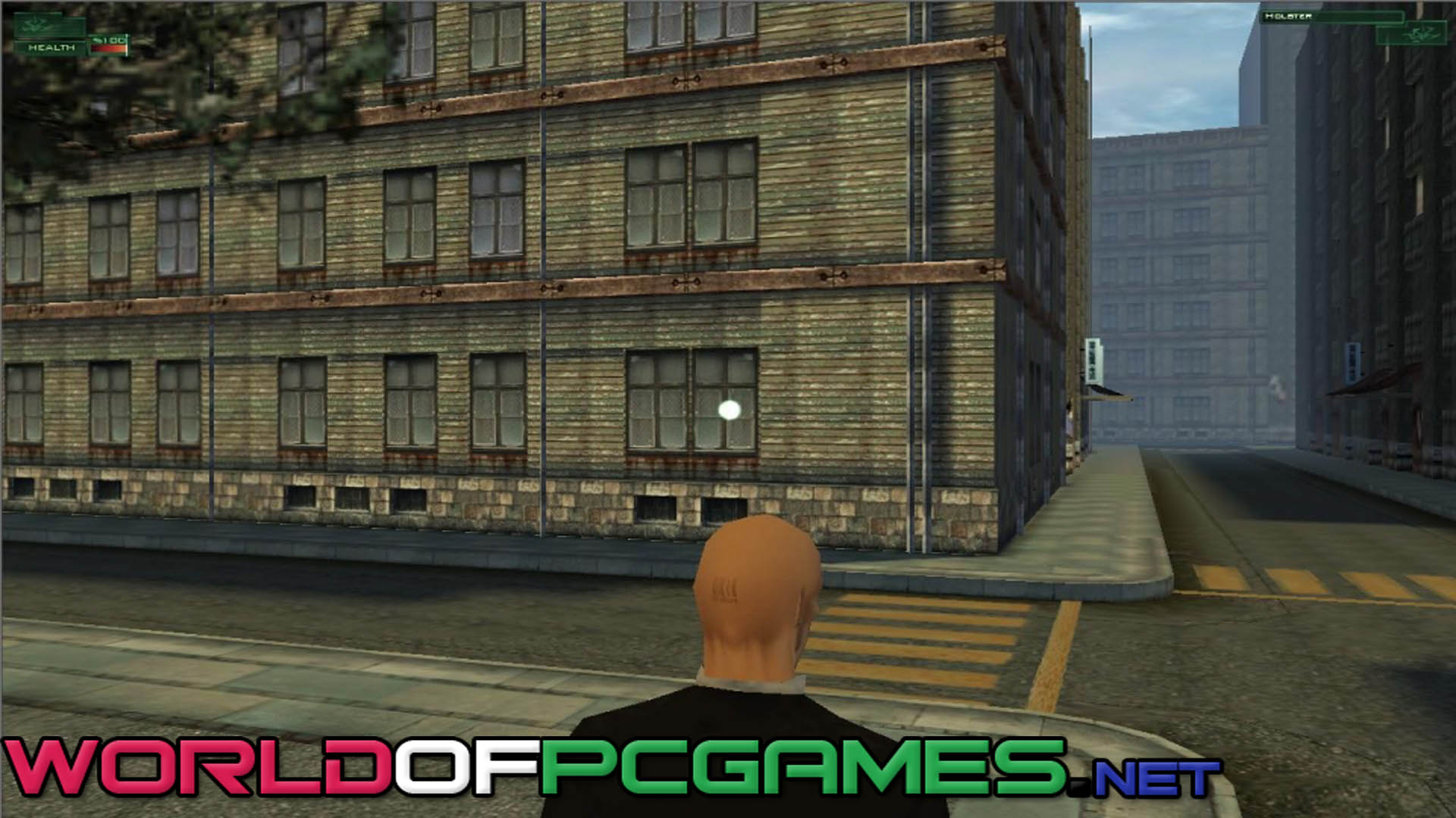 Hitman Codename 47 Free Download PC Game By Worldofpcgames