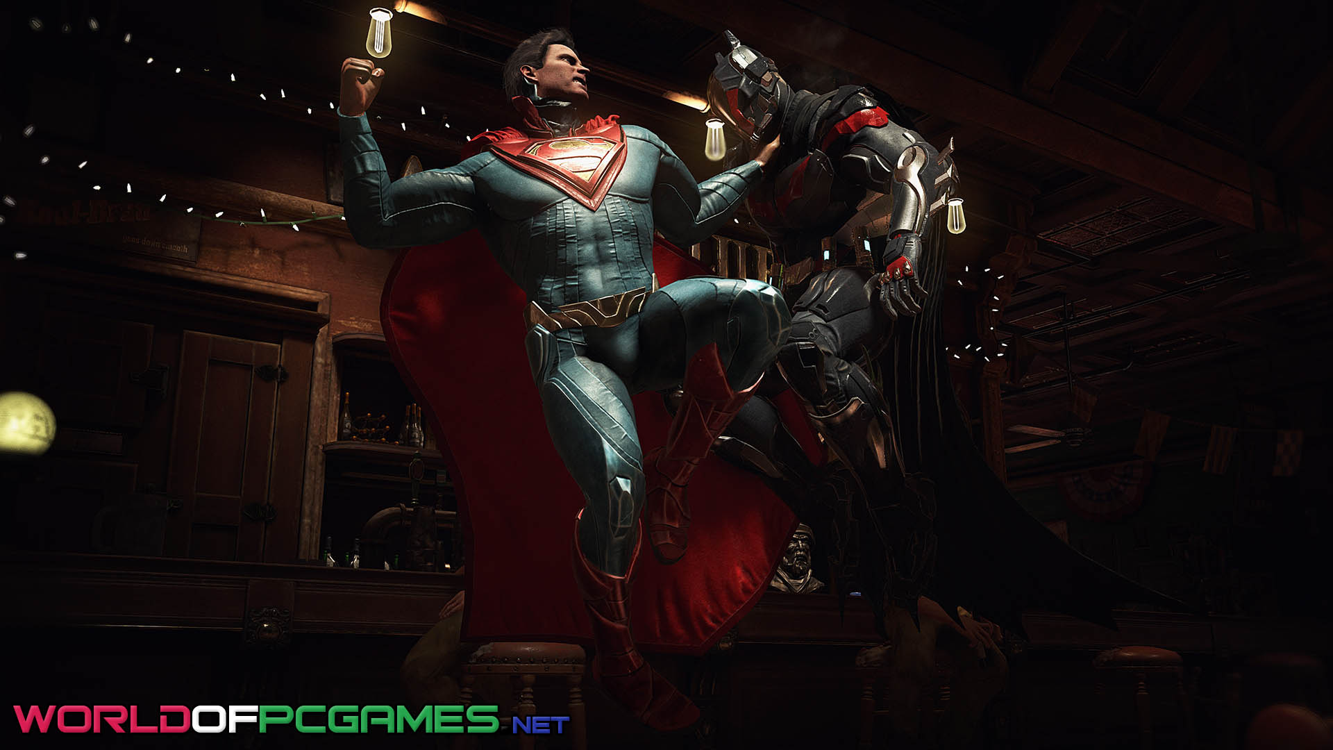Injustice 2 Repack Free Download By Worldofpcgames.net