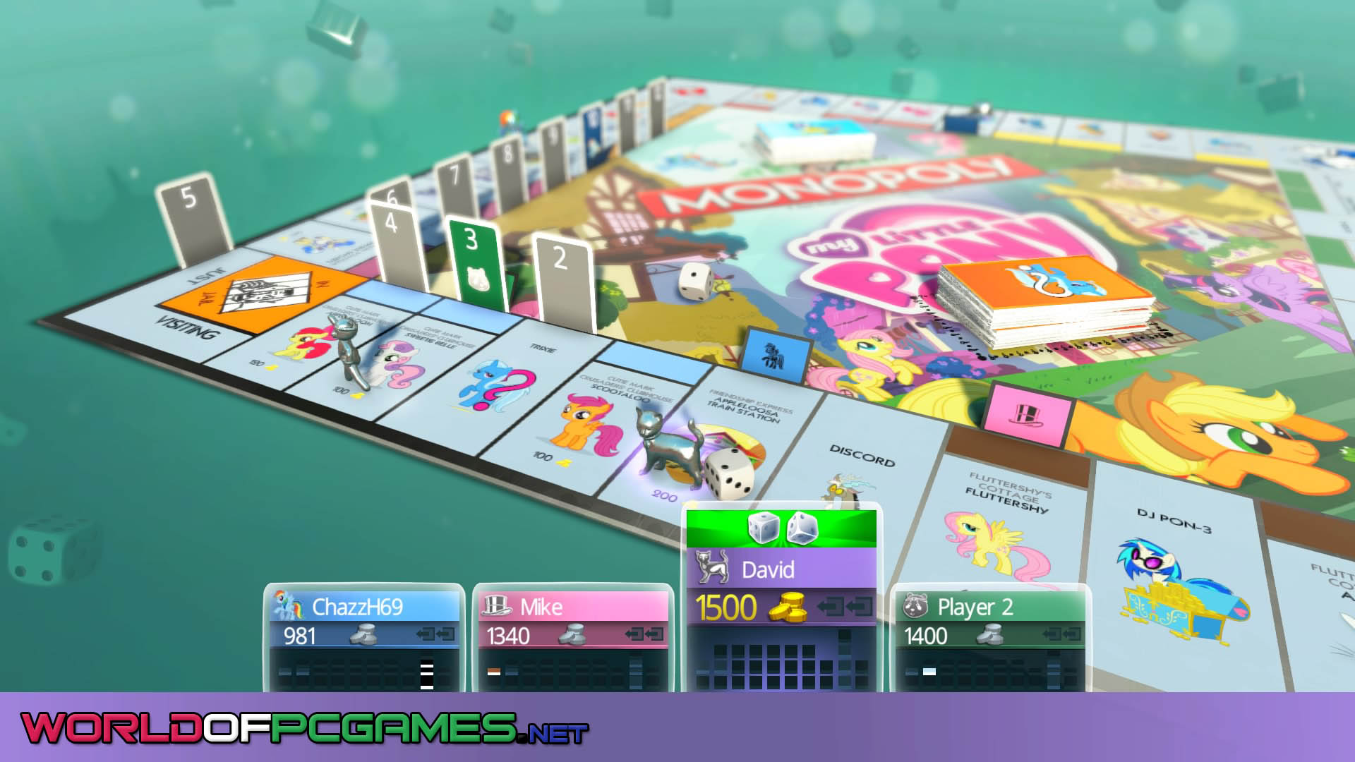 Monopoly Plus Free Download By Worldofpcgames.net
