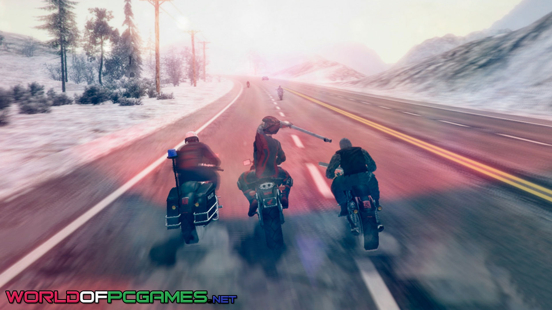 Road Redemption Free Download By Worldofpcgames.net