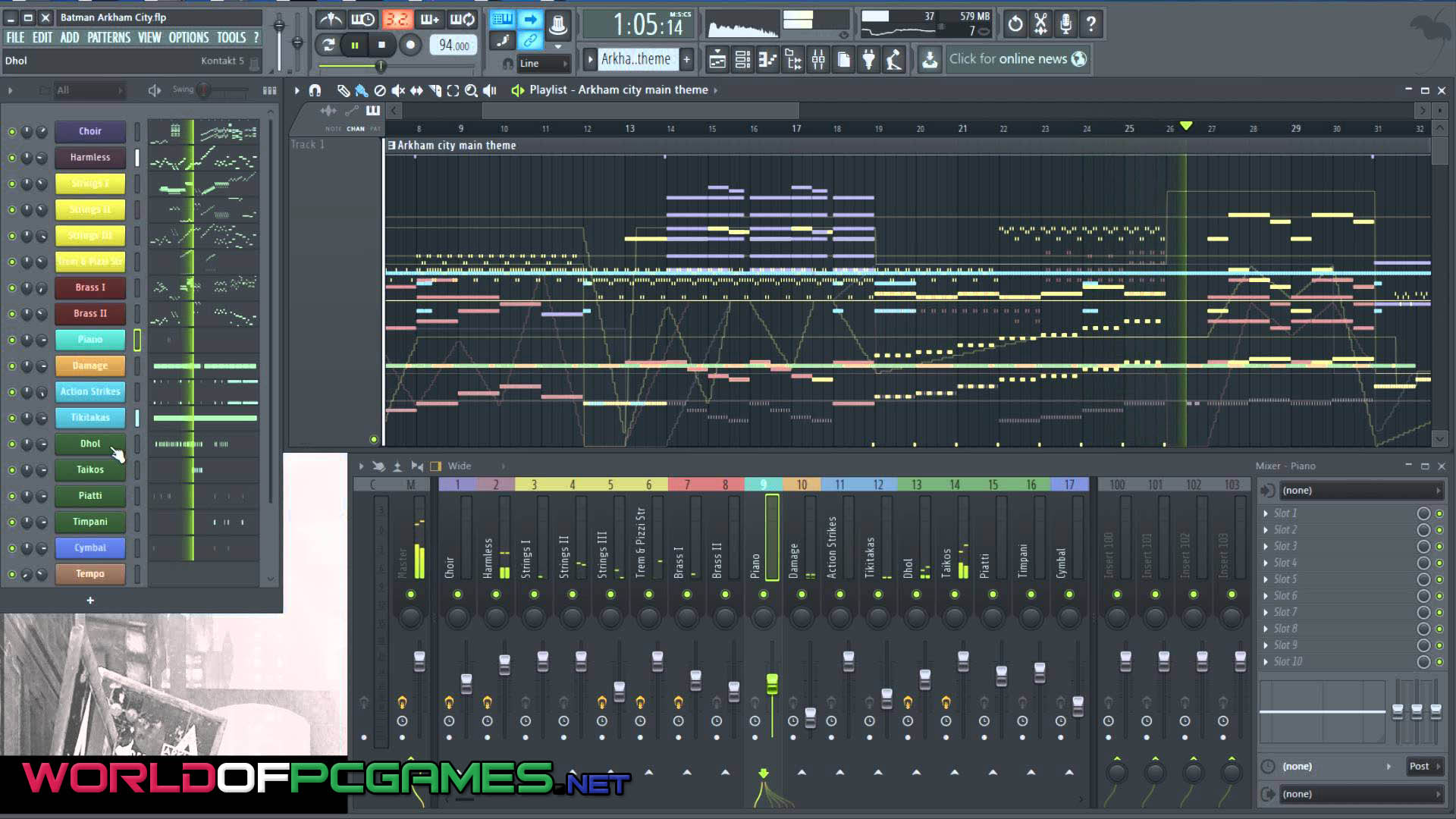 FL Studio 12 Free Download By Worldofpcgames.com