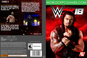 WWE 2K18 Free Download PC Game By Worldofpcgames.COM