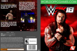 WWE 2K18 Download Free