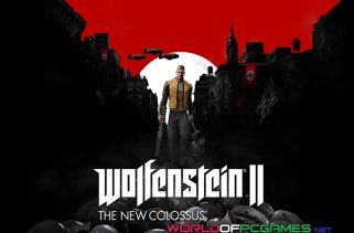 Wolfenstein 2 Free Download The New Colossus PC Game By Worldofpcgames.com
