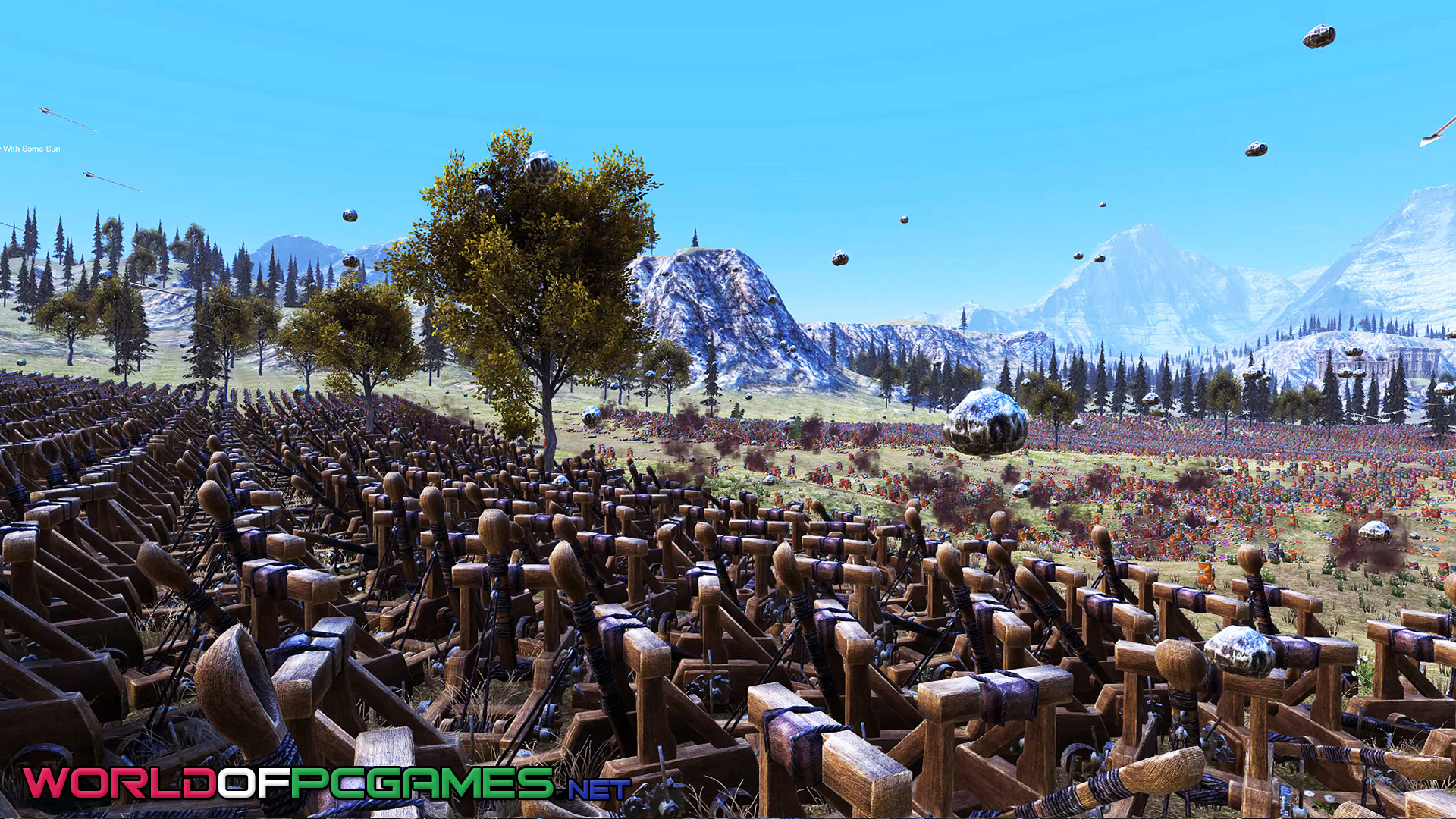 Ultimate Epic Battle Simulator Free Download PC Game By Worldofpcgames.com