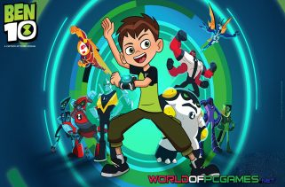 Ben 10 Free Download PC Game By Worldofpcgames.com