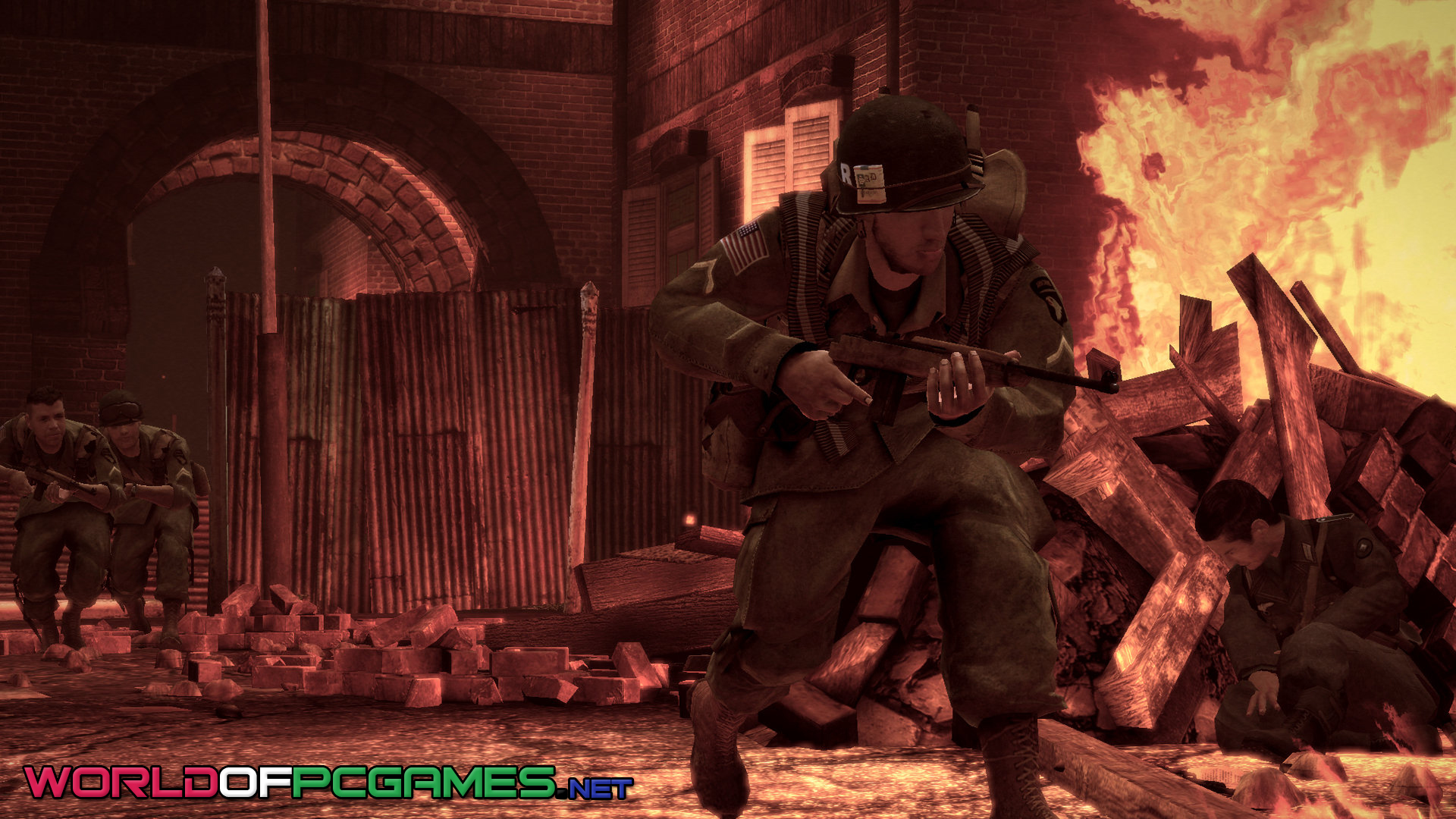 Brothers in Arms Hell Highway Download Free By Worldofpcgames.net