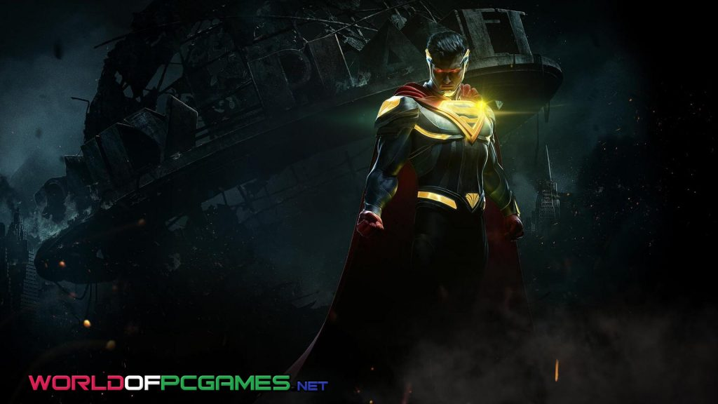 Injustice 2 Free Download PC Game By Worldofpcgames.com