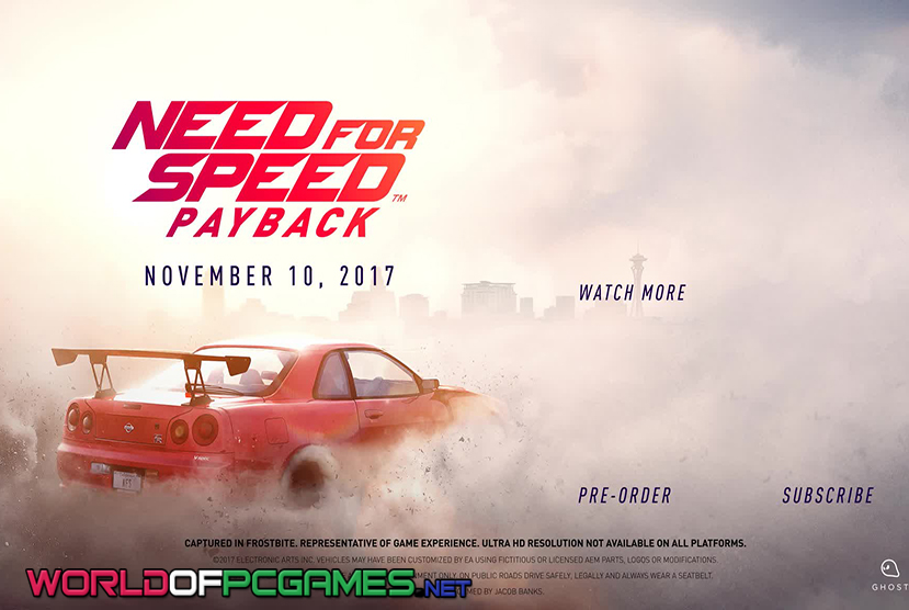 Need For Speed Payback Free Download Repack