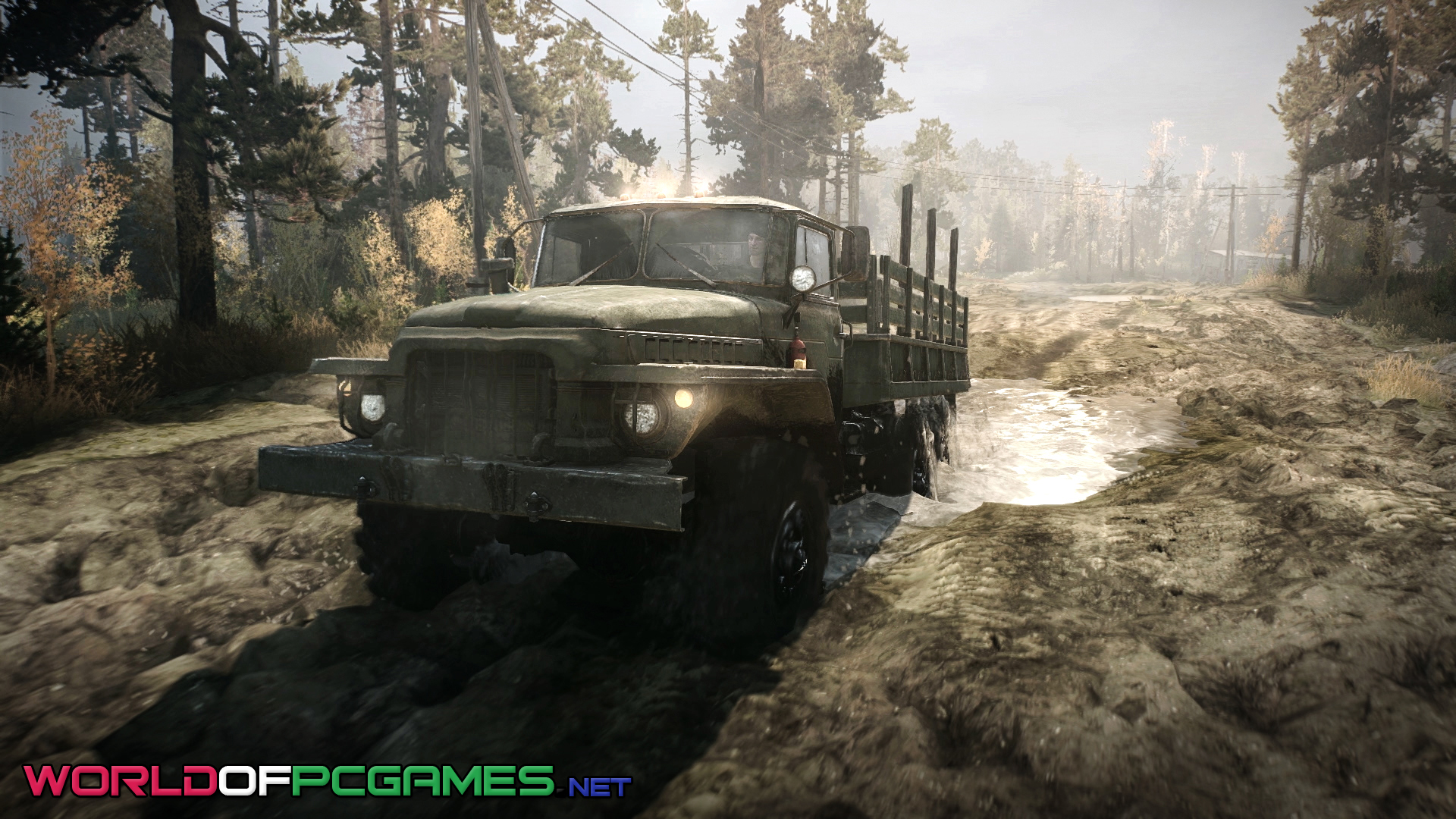 Spintires Mudrunner Free Download By Worldofpcgames.net