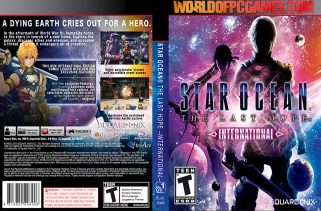 Star Ocean The Last Hope 4K & Full HD Remaster Free Download By Worldofpcgames.com