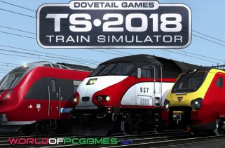 Train Simulator 2018 Free Download PC Game By Worldofpcgames.com